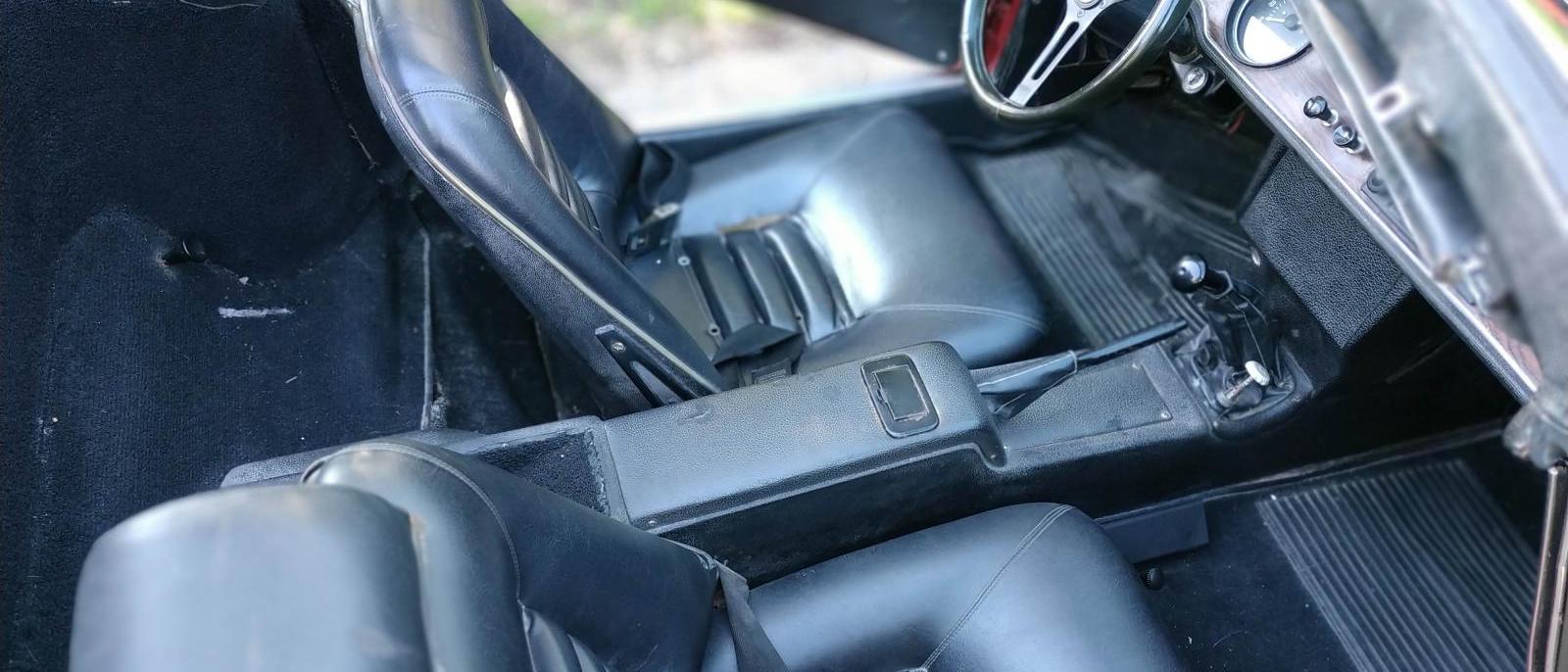Puma 1600 GT spyder