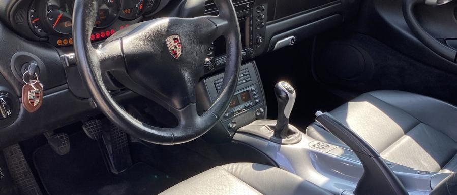 Porsche 911 Carrera 2 -3.6L.S2