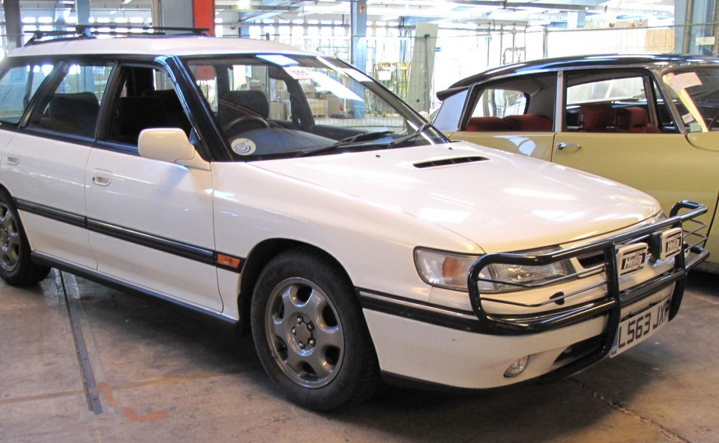 Subaru Legacy 2.0 Turbo Break