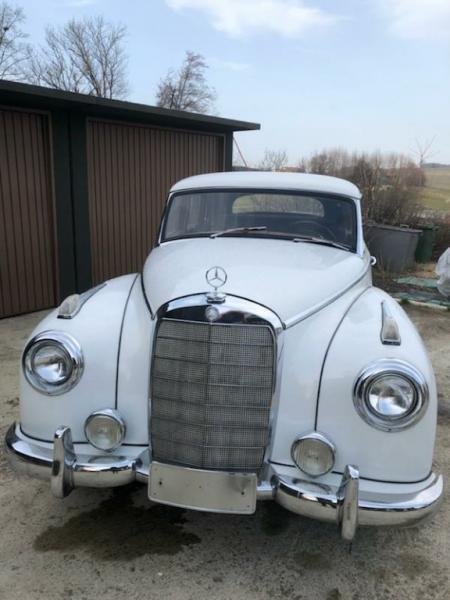 Mercedes 300 S Adenauer