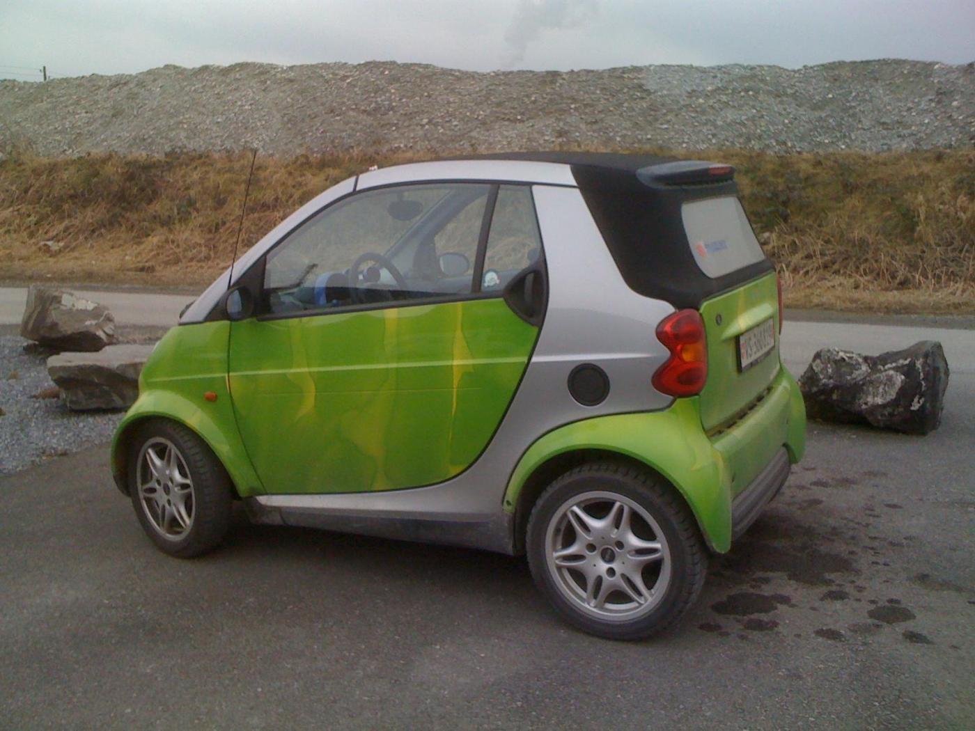 Smart Cabriolet LTD. édition