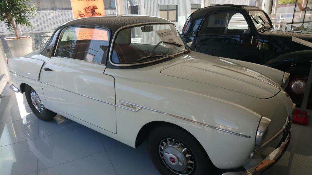 Fiat Coupé Viotti 600