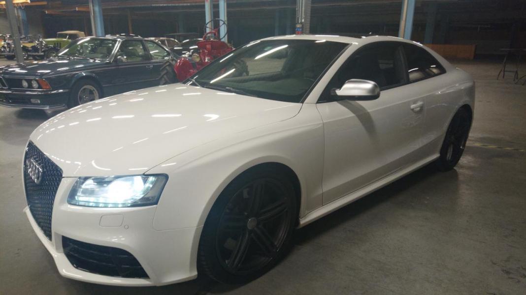 Audi RS 5 V8