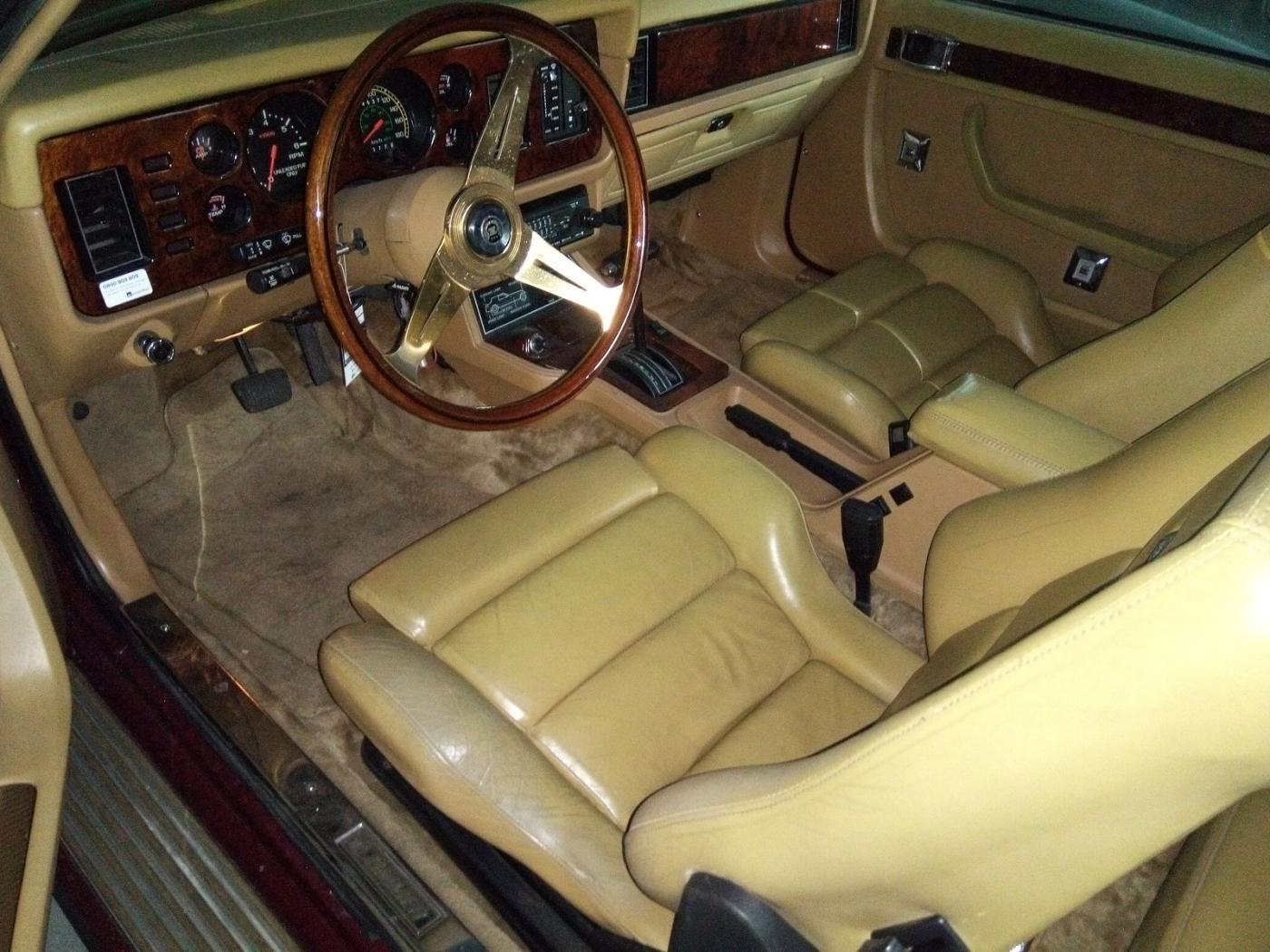 Zimmer Golden Spirit Cabrio V8