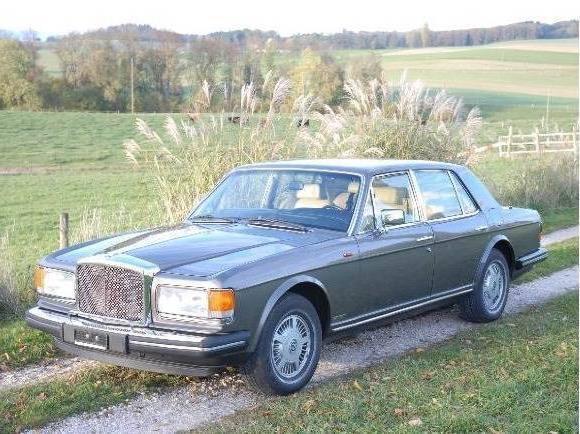 Bentley Eight Vétéran