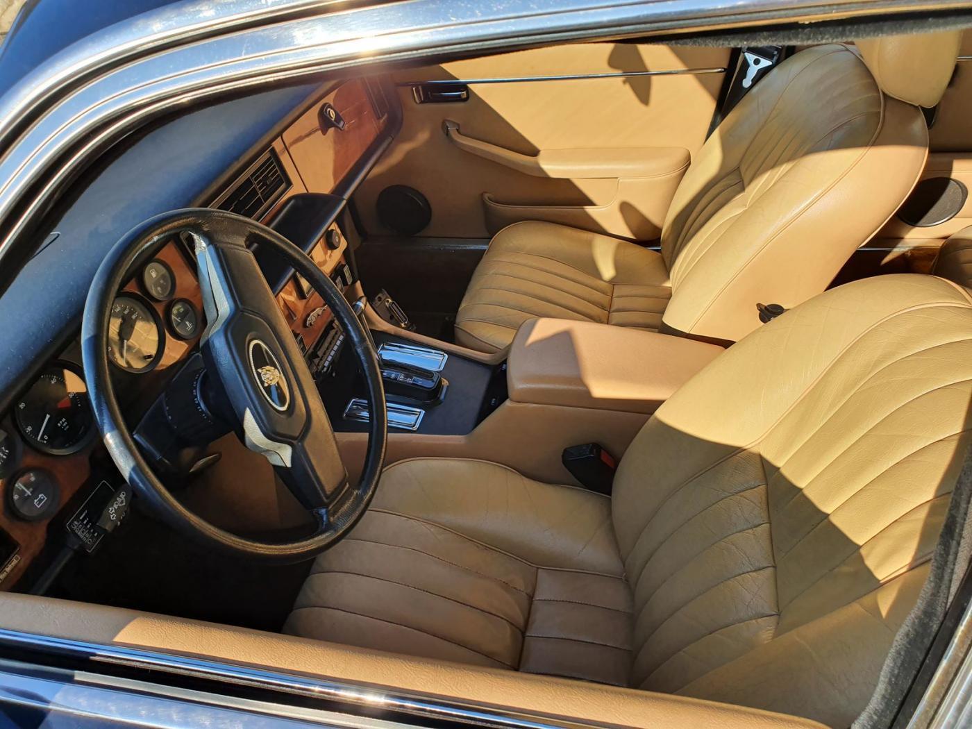 Jaguar XJ6 4.2 S3