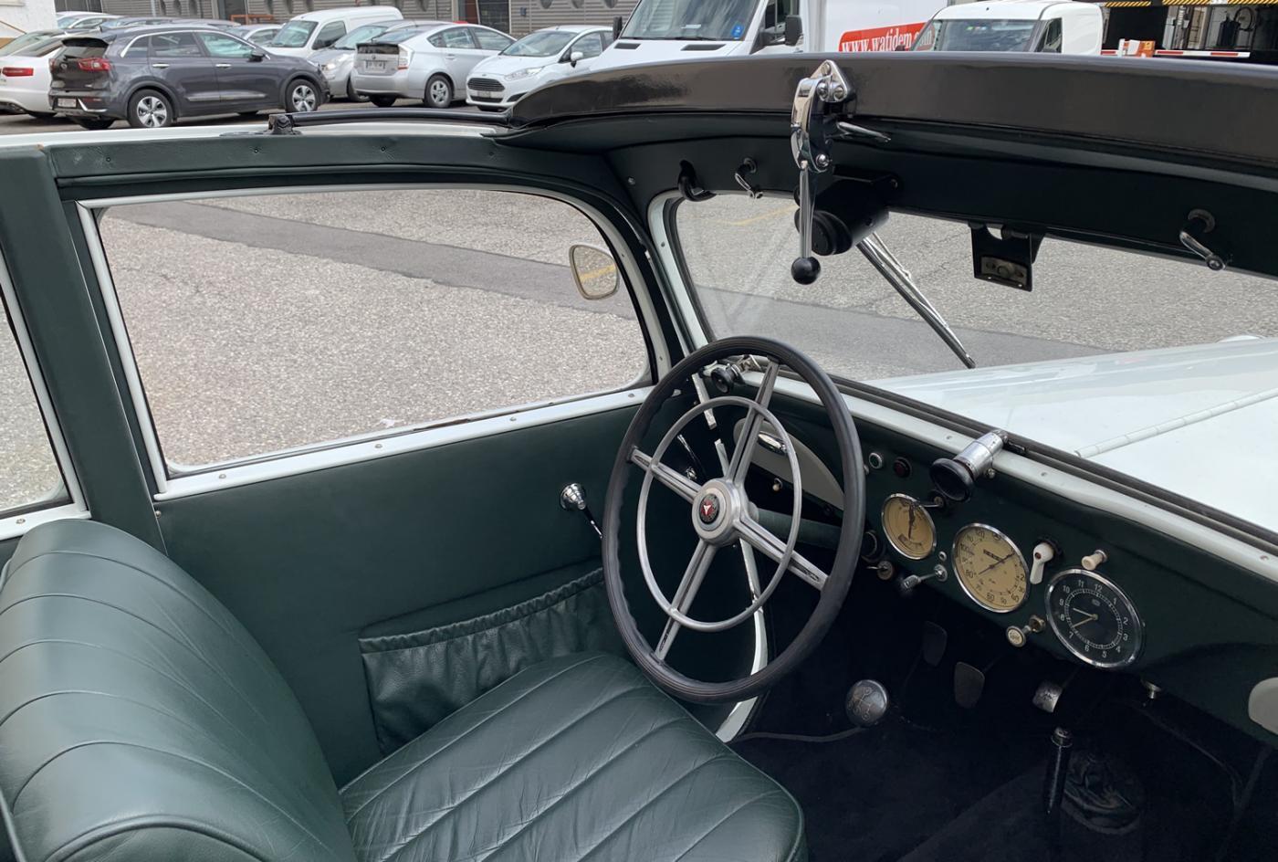 Mercedes 170 V Open-Roof