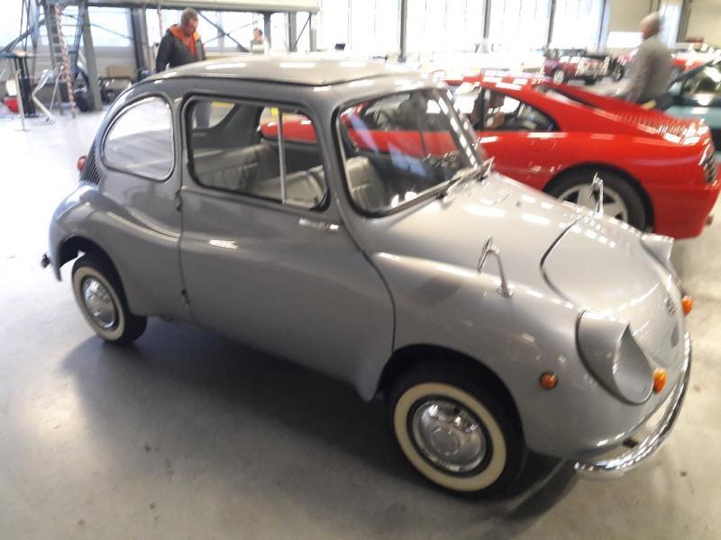 Subaru 360 1st. Subaru