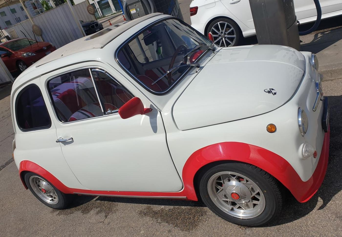 Fiat 595 Replica Abarth
