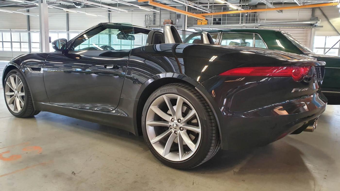 Jaguar F-Type S Roadster