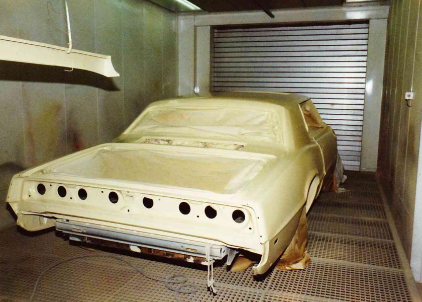 Ford Thunderbird 67