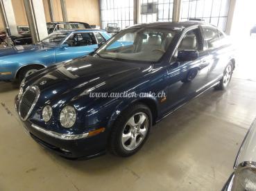 Jaguar S-Type 4.0L. V8