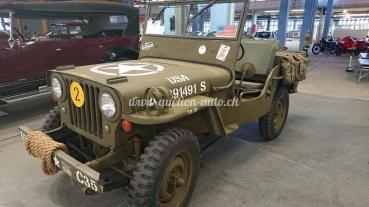Jeep Willys CJ 2A
