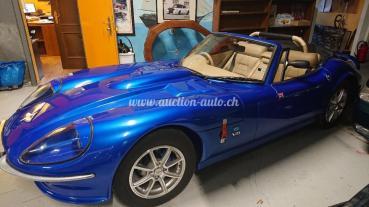 Marcos Mantula V8 Convertible