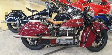 Indian 4 Cylindres 1265cc. Rarissime