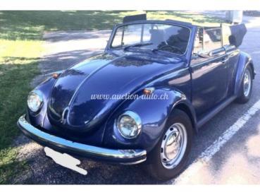 VW Coccinelle cabrio 1302S 1.Série