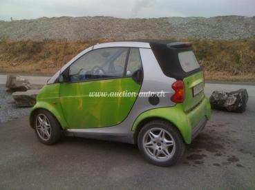 Smart Cabriolet LTD. édition