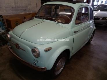 Fiat 500 trasformabile -Sucide Doors