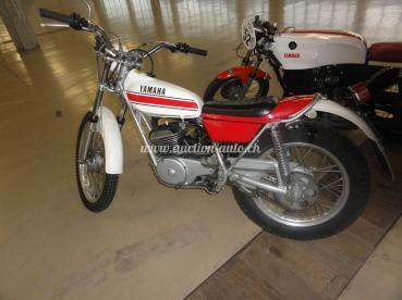 Yamaha TY 250 trial
