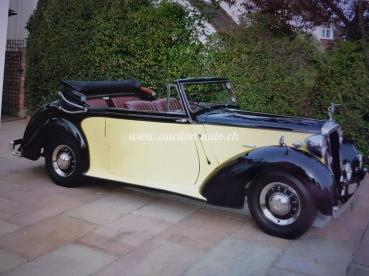 Daimler 21/2 L. Convertible Barker
