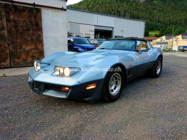 Chevrolet Corvette C3 Last Edition