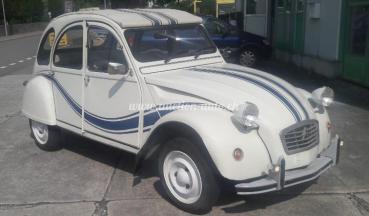 Citroën 2 CV Transat