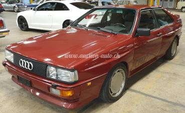 Audi Quattro Turbo