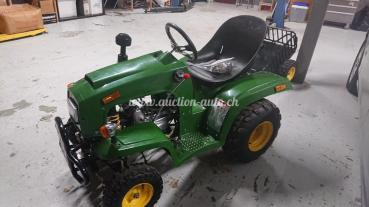 Mini-Tracteur Essence 107cc