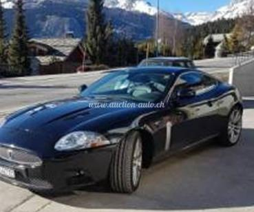 Jaguar XKR S/C as new