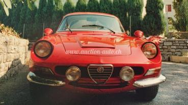 Alfa Roméo Giulietta SS Veloce