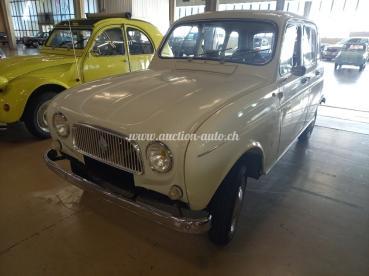 Renault 4L 1ère Série