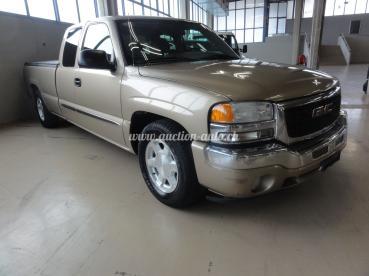 GMC Pick-Up Quadcab
