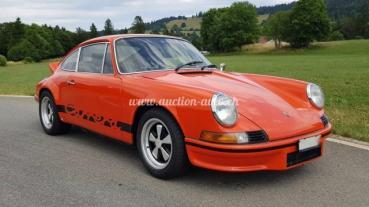 Porsche Carrera RS '73 Leightweight Replica