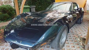 Chevrolet Corvette C3 L82 Ltd