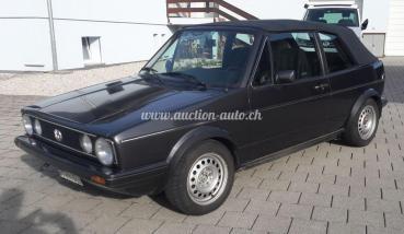 VW Golf 1 Cabrio 1800i