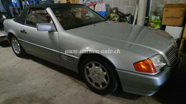 Mercedes 500 SL Top Condition