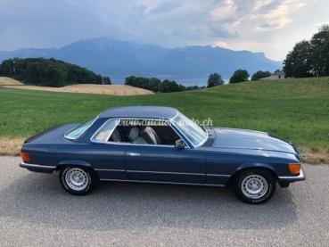 Mercedes 500 SLC Top Condition