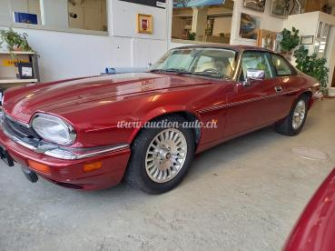 Jaguar XJ-S V12 6.0L.