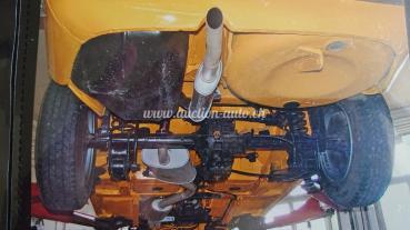 Alfa Roméo Spider 2000 Véloce