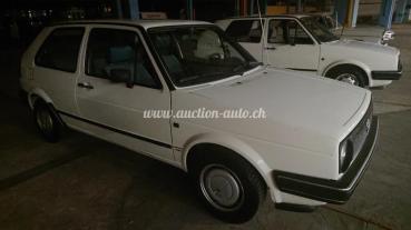 VW Golf 2 1800 i