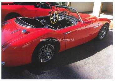 Austin Healey 3000 MK1 - Top Condition