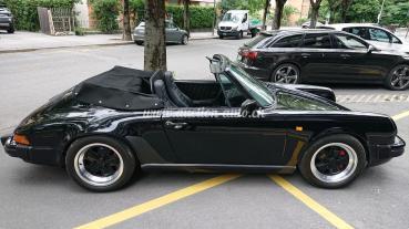 Porsche 911 SC 3.0 cabrio