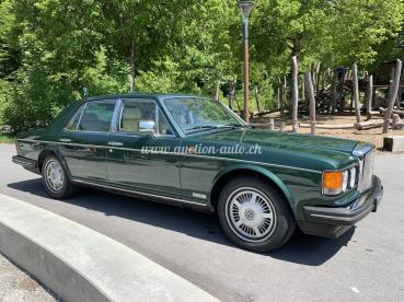 Bentley Eight BRG. Vétéran