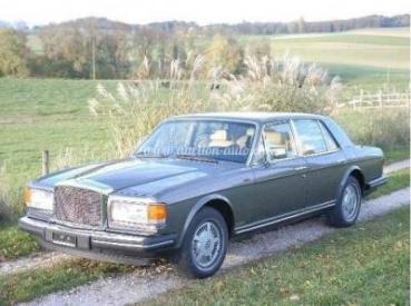 Bentley Eight -Vétéran