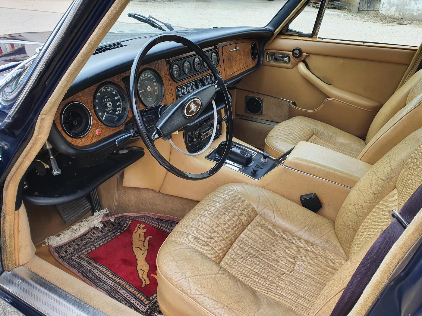 Jaguar XJ 12 série 1