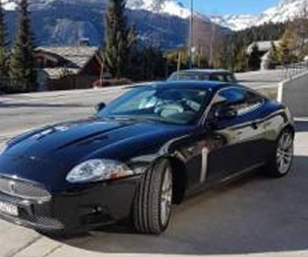 Jaguar XKR S/C as new