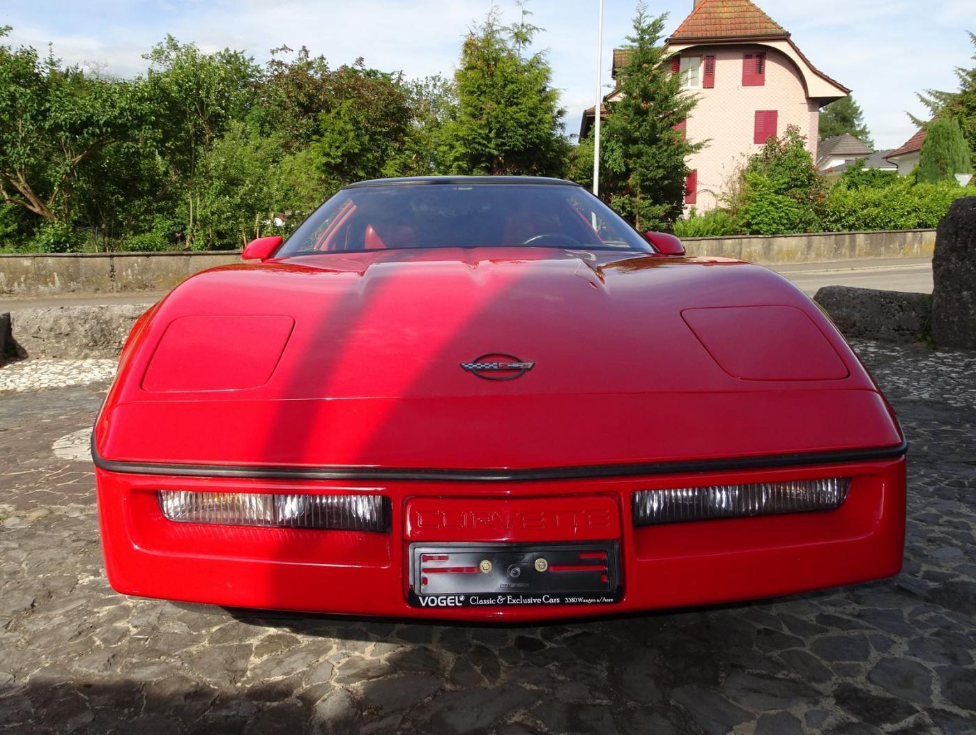 Chevrolet Corvette ZR1 V8-32V